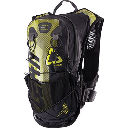 Leatt DBX Cargo 3.0 Hydration System - Black/Lime / X-Small/2X-Large by Leatt Brace