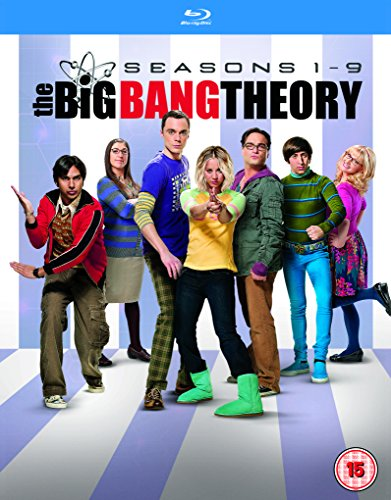 The Big Bang Theory   Season 1 9  Blu Ray   Region Free   Uk Import