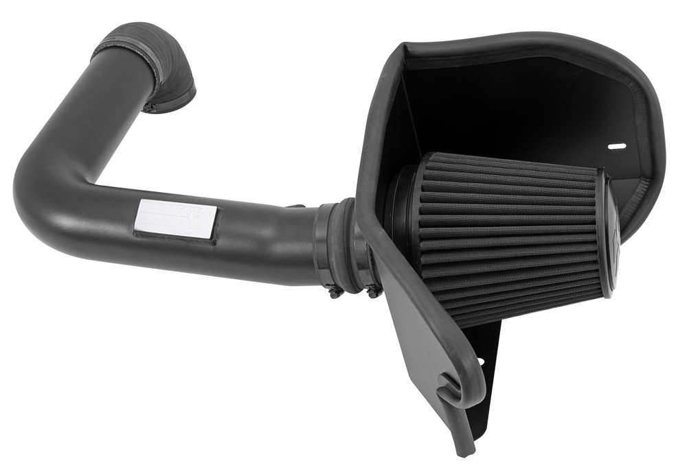 K&N 71-2556 Blackhawk Induction Air Intake System by K&N