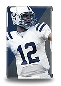 New Arrival NFL Indianapolis Colts Andrew Luck #12 3D PC Case Cover Mini/mini 2 Ipad 3D PC Case ( Custom Picture iPhone 6, iPhone 6 PLUS, iPhone 5, iPhone 5S, iPhone 5C, iPhone 4, iPhone 4S,Galaxy S6,Galaxy S5,Galaxy S4,Galaxy S3,Note 3,iPad Mini-Mini 2,iPad Air )