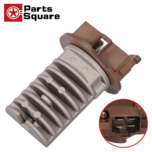 Resistor Replacement - AUTEX Rear A/C Heater Blower Motor Resistor Compatible with Acura Mdx 2001 2002 2003 2004 2005 2006 Blower Resistor Replacement for Honda Pilot 03-08 HVAC Blower Regulator 4P1493 RU364