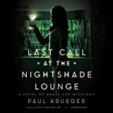 Bargain Audio Book - Last Call at the Nightshade Lounge