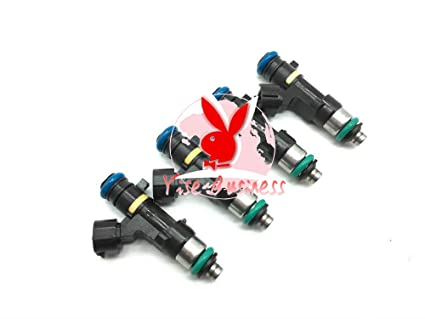 Amazon com: yise-C277 New 4Pcs Fuel Injector For Nissan Quest Maxima