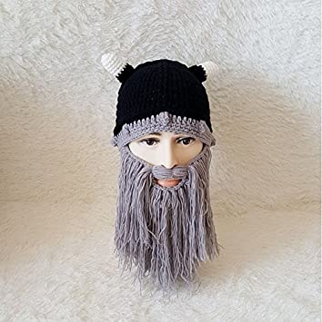 88423227cac Wanglele The Hat Handmade Hat The Beard Line Hat