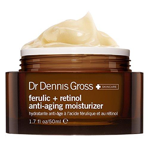 Alpha Beta Daily Face Peel - Dr Dennis Gross Ferulic Plus Retinol Anti-Aging Moisturizer, 1.7 Ounce