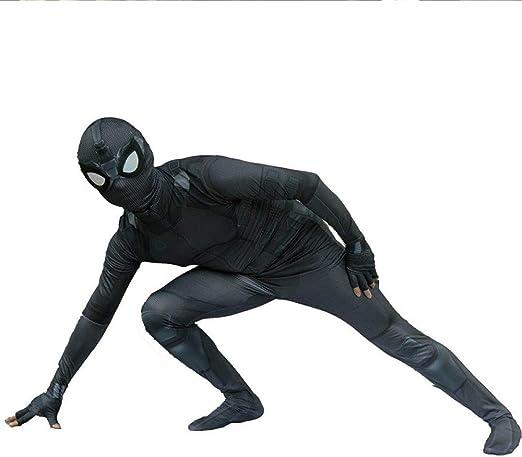 Rmckj-M Disfraz De Spiderman Disfraz De Spiderman Disfraz De ...