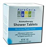 Aura Cacia Aromatherapy Shower Tablets, Reviving