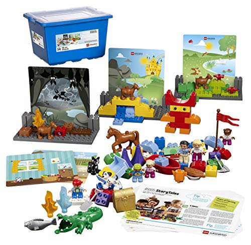 StoryTales Set for Storytelling and Language Development by LEGO Education DUPLO (Activities To Support Speech And Language Development)