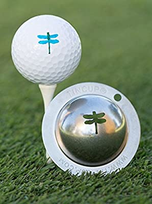 Tin Cup Dragonfly Golf Ball Marker