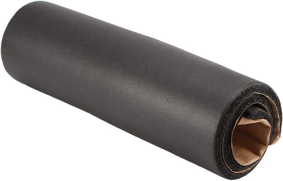HITECHLIFE 30 x 50 cm Tablero de Espuma de Goma para Aislamiento de Sonido para automóviles Impermeable a Prueba de Humedad Retardante de Llama Adhesivo Silenciador de algodón Espuma