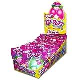 Bunny Lip Pop Lollipops Candy Basket Stuffers, 0.8 oz, Case of 12