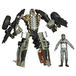 Transformers Dark Of The Moon Human Alliance Backfire & Spike Witwicky