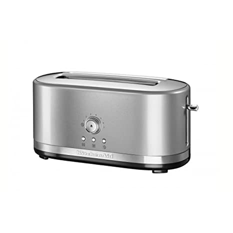 Tostapane KitchenAid a 2 scomparti lunghi 5KMT4116: Amazon.it: Casa ...