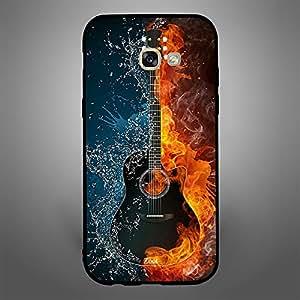 Samsung Galaxy A5 2017 Fire Ice Guitar