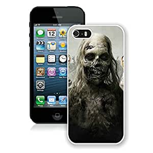 The Walking Dead Case For iPhone 5S/5 White