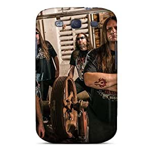 Samsung Galaxy S3 Nby17291AfeN Customized Trendy Cannibal Corpse Band Series Shock Absorbent Cell-phone Hard Covers -TammyCullen
