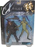 : The X Files - Attack Alien Figure by McFarlane Toys by Unknown