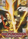 ONE PUNCH MAN: ROAD TO HERO DVD BOX SET Japan Japanese Anime / English Subtitles