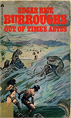 Out of Time's Abyss: Edgar Rice Burroughs: Amazon com: Books