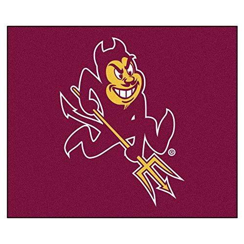 Arizona Tailgater Rug State (Huge NCAA Arizona State Sun Devils Indoor/Outdoor Tailgater Floor Mat 72
