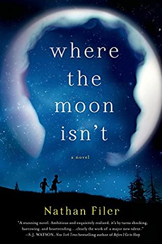 book cover of Where the Moon Isn\'t