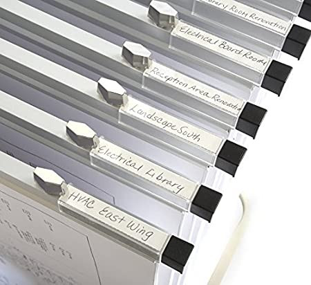 Renewed Brookside Design PC636 set of 6 36in heavy duty print clamps