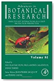 Insect-Plant Interactions in a Crop Protection Perspective, Volume 81 (Advances in Botanical Research)