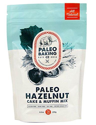Paleo Baking Company Paleo Hazelnut Cake & Muffin - Chocolate Flour Cake Coconut