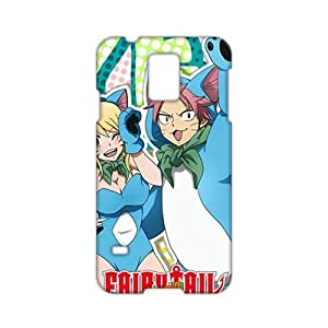 Angl 3D Case Cover Cartoon Anime Fairy Tail Phone Case for Samsung Galaxy s 5
