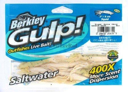 Berkley GSSQ3 SSGL Gulp Squid