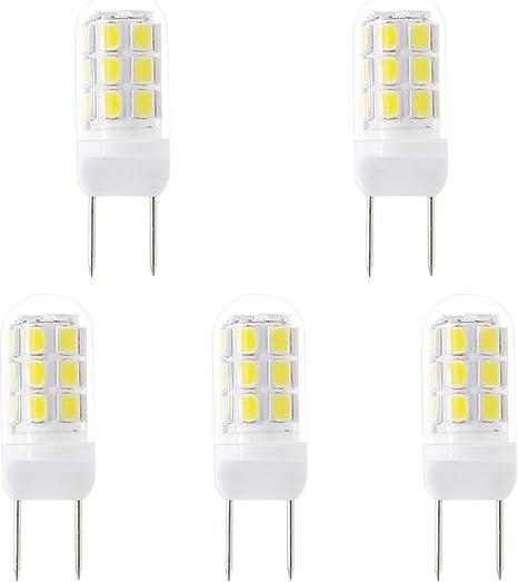 Dimmable LED Light Bulb G8 Under Counter Kitchen Lighting 120v Home Improvement