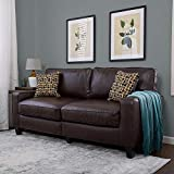 Serta RTA Palisades Collection 78' Sofa in Glacial Gray