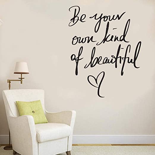 WALL ART STICKER QUOTE FAMILY DECAL WORDS PHRASES SAYINGS HOME DECOR TEXT HEARTS