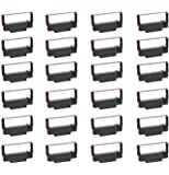 Bigger Compatible Ribbon Replacement for ERC-30, ERC 30 34 38 B/R Compatible Ribbon Used with Epson ERC30 ERC34 ERC38…
