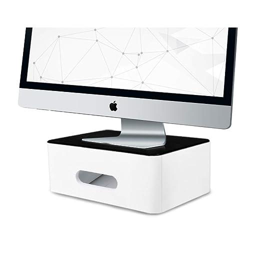 Multifunción Plástico Soporte para Monitor Organizador de ...