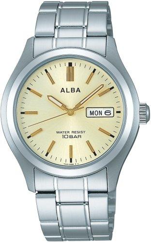 [알바]ALBA 손목시계 Zic 더 구 APFT105 맨즈