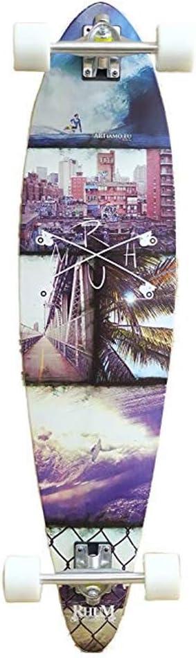 Rhum Rum Barbados Skateboard OVERPROOF One Size Purple