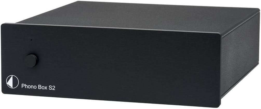 Amazon.com: Pro-Ject Phono Box S2 - Amplificador de fono ...
