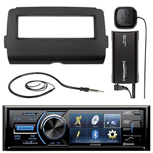 audio-bundle-for-2014-and-up-harley-jvc-kd-av41bt-3-marine-usb-aux-dvd-player-bluetooth-receiver-com