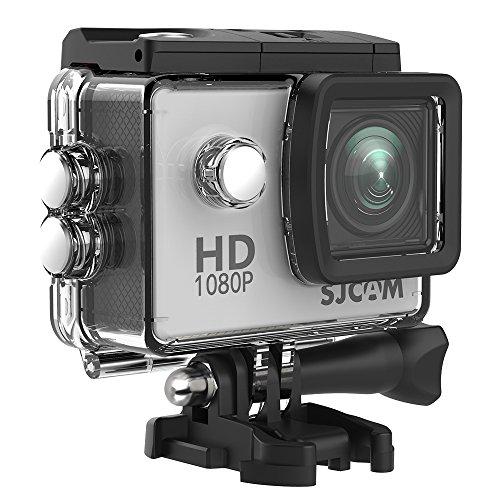SJCAM SJ4000 WiFi 12MP 2.0 LCD 1080P Sports Action Camera (Black) - 4