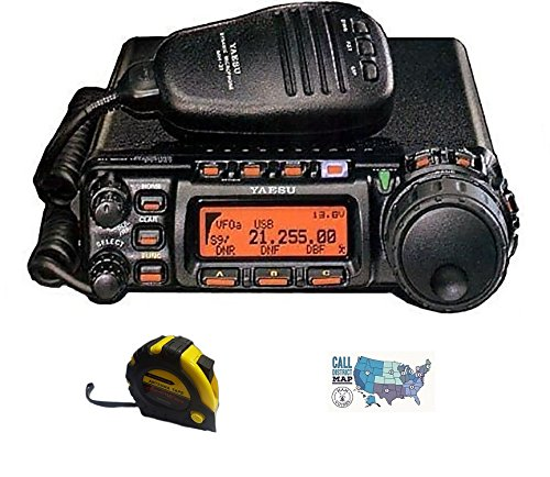 Used, Bundle - 3 Items - Includes Yaesu FT-857D HF/6M/2M/70CM for sale  Delivered anywhere in USA