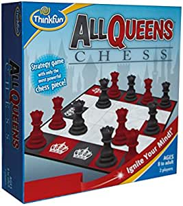Thinkfun - Juego All Queens Chess (Multicolor): Amazon.es: Juguetes y juegos