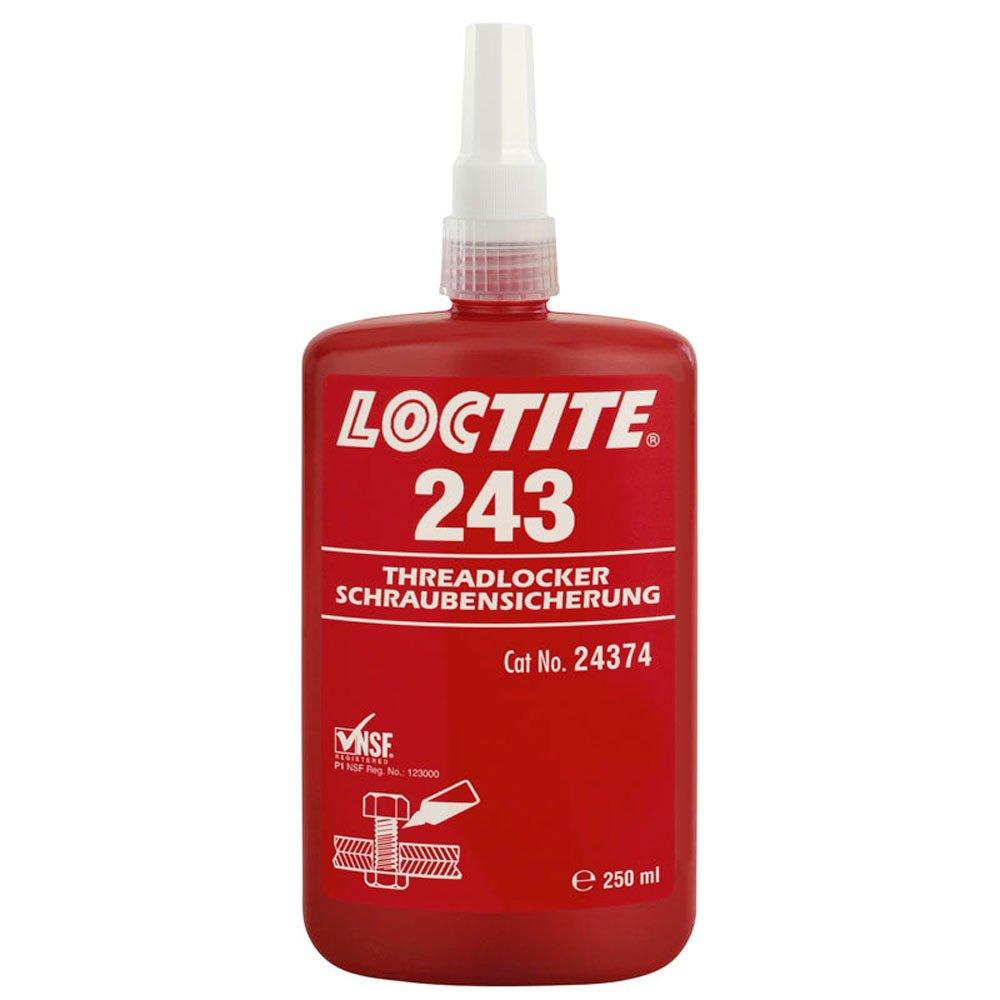 Loctite 243 Frenafiletti medio, 10 ml 10ml 10 ml
