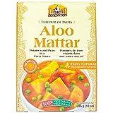 Taj Mahal Aloo Matar (Potato/Green Pea), 285 Grams