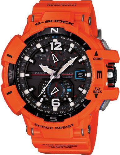 G Shock GWA1100R Aviation Stylish Watch