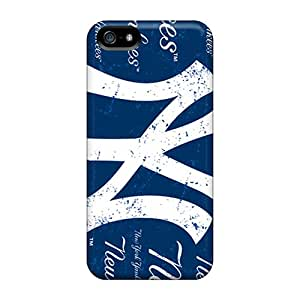 EJv18411vlpJ Cases Covers New York Yankees Iphone 5/5s Protective Cases