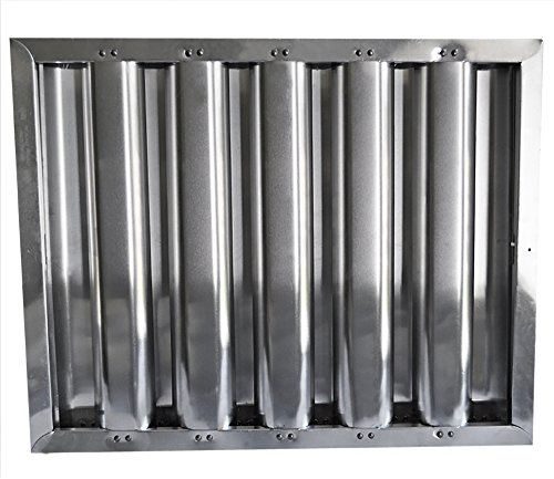 Kleen Gard Aluminum Restaurant Hood Filter - All Sizes Availible (16x20)