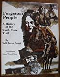 Forgotten People, Nell B. Propst, 0871085550
