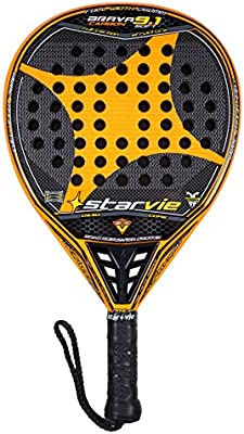 Star vie - Pala de pádel Brava 9.1 Carbon Soft: Amazon.es ...