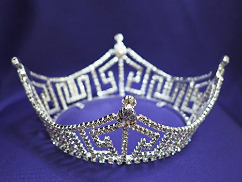 America Pageant Crown Mid Size by TiaraTown
